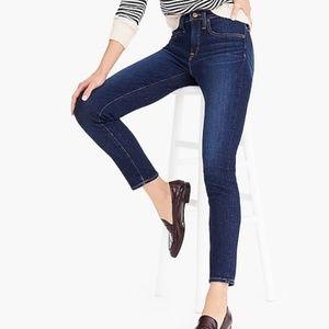 J. crew matchstick jeans sz26
